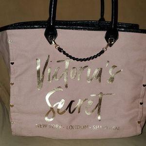 Victoria secret city tote bag